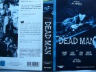 Dead Man ... Johnny Depp, Robert Mitchum, John Hurt ... VHS