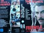Freiwild - Von Bullen auf´s Kreuz gelegt ... Tom Selleck VHS