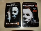 Halloween 4+5 / Anchor Bay Limited Tin Boxes UNCUT