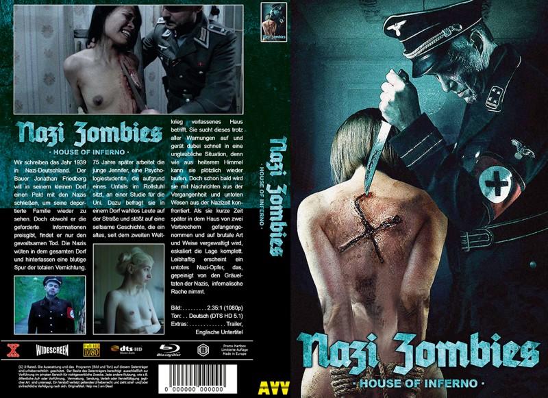 Nazi Zombies: House of Inferno  (Große BR-Hartbox) NEU ab 1€