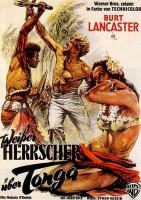 WEI?ER HERRSCHER ÜBER TONGA   Abenteuer  1954