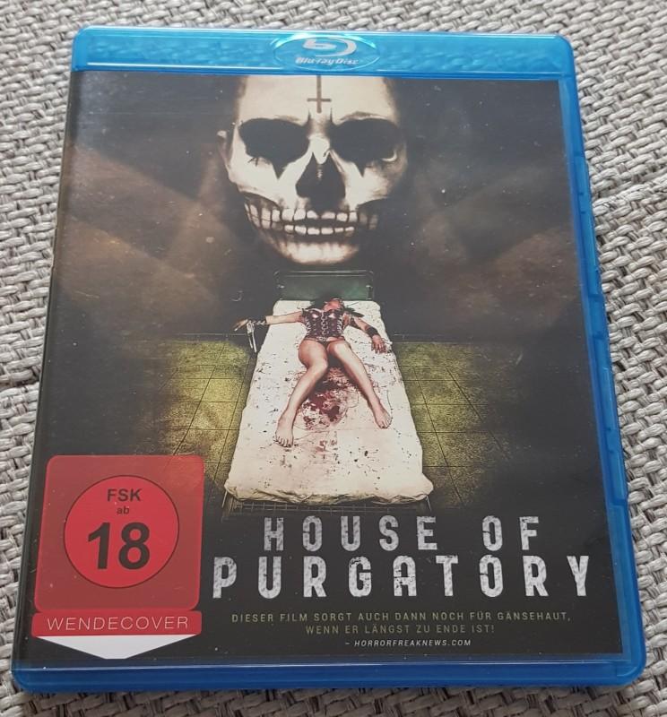 House of Purgatory - Blu Ray