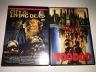 City of living dead + Woodoo schreckensinsel der Zombies