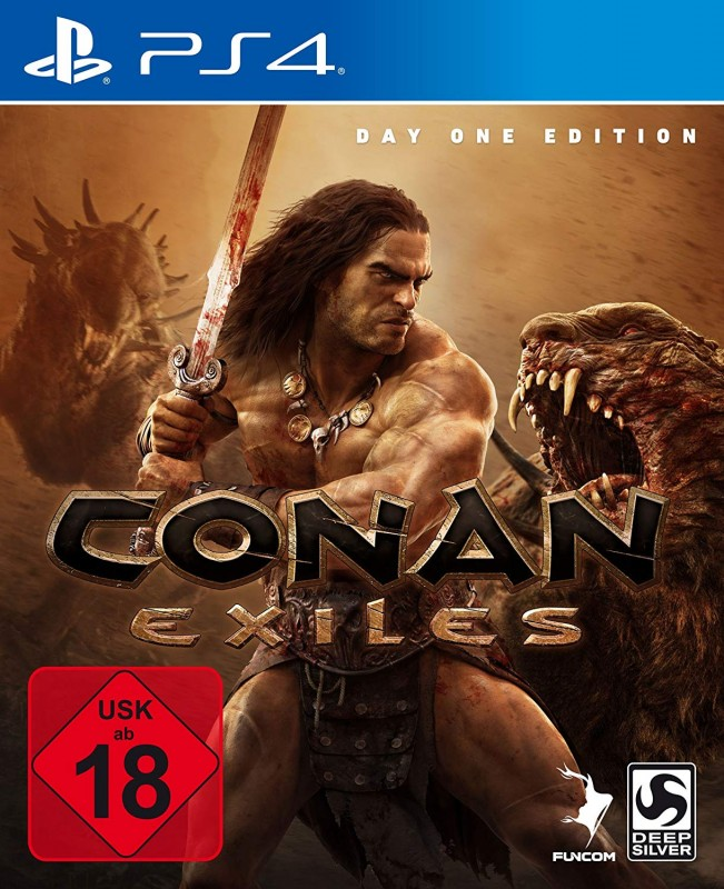 Conan Exiles ( Day One Edition ) ( PS4 )