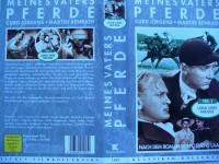 Meines Vaters Pferde - Teil 1 ... Curd Jürgens  ...  VHS