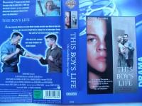 This Boy´s Life ...Robert De Niro, Leonardo DiCaprio ...VHS
