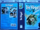 Die Vögel ... Rod Taylor, Tippi Hedren ... VHS
