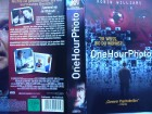 One Hour Photo ... Robin Williams, Connie Nielsen ... VHS