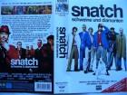 Snatch - Schweine und Diamanten ... Brad Pitt ... VHS