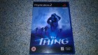 The Thing - Das Ding - Uncut - Play Station 2