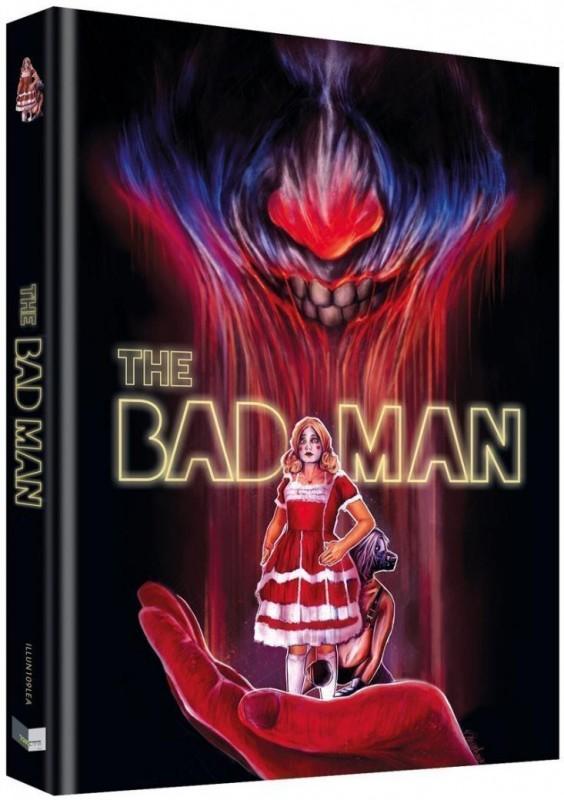 The Bad Man (A) - Mediabook [BR+DVD] (deutsch/uncut) NEU+OVP