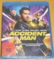 Accident Man Blu-ray Neu & OVP
