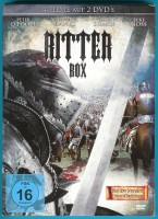 Ritter-Box - 4 Filme auf 2 DVDs  fast NEUWERTIG