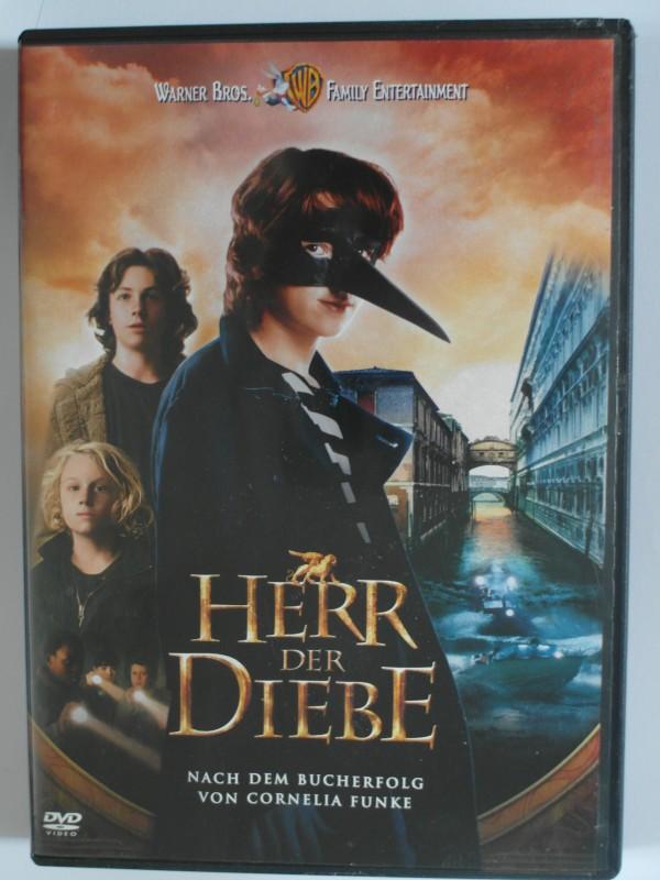 Herr der Diebe - Kinder Bande in Venedig, Italien - Carter