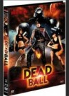 DEADBALL (Blu-Ray+DVD) (2Discs) - Cover A - Mediabook