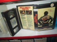 VHS - HELLS ANGELS FOEVER - WILLIE NELSON - Media Pappe