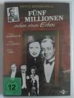 Fünf Millionen suchen einen Erben - Heinz Rühmann, New York
