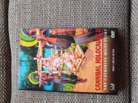 DVD CANNIBAL HOLOCAUST 2 ( Uncut Limited Edition ) XT Video