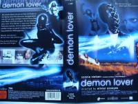 Demon Lover ... Connie Nielsen ... VHS ...  FSK 18