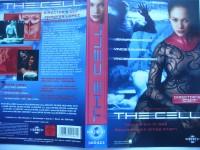 The Cell ... Jennifer Lopez, Vince Vaughn  ...VHS ...FSK 18
