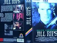 Jill Rips ... Dolph Lundgren  ... VHS ... FSK 18