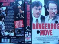 Dangerous Move ...Rob Lowe, James Belushi  ...VHS ...FSK 18