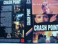 Crash Point ... Michael Biehn   ... VHS ... FSK 18