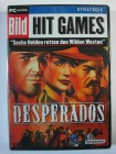 Desperados - Wanted Dead or Alive - Western Strategie