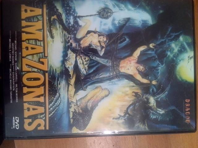 Amazonas dragon uncut dvd