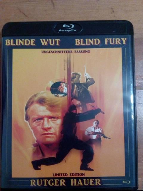 Blinde Wut  uncut  blu ray