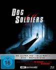 Dog Soldiers MEDIABOOK (4 Discs)  4K UHD BR + BR + 2DVD ovp