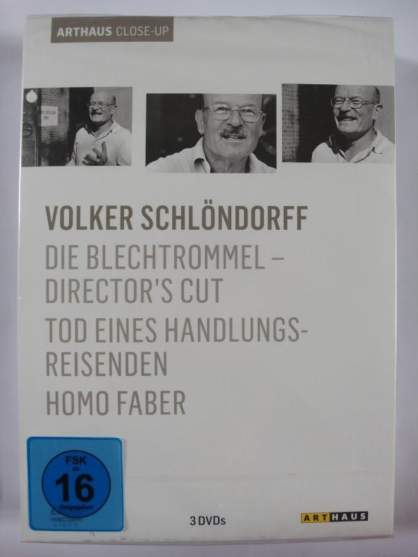 Volker Schlöndorf 3 Filme Arthaus Close-up - Blechtrommel