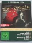 DDR DEFA Krimi Box Vol. 3 - Drogen + Leichen - Hexen, Bruch