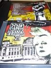 BRD Punk Terror Vol. 5 CD OHNE HÜLLE oi deutschpunk