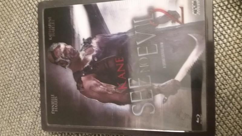 See no Evil 2                   Steelbook