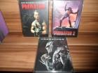 Predator 1,2,3 Mediabook leer ohne Filme neu
