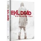 Evil Dead MEDIABOOK Blu Ray + 5 Min. EXTENDED CUT ovp