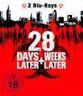 28 Days Later + 28 Weeks Later 2 Disc Blu Ray Edit UNCUT ovp