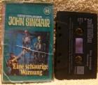 John Sinclair Nr. 35 Eine schaurige Warnung MC