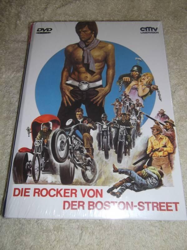 ROUGH BOYS UNCUT DVD 2-DISC HARTBOX + BONUSFILM COVER A NEU