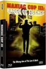 MANIAC COP 3 (Blu-Ray+DVD) (2Discs) - Cover D - Mediabook