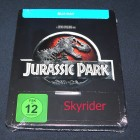 Jurassic Park Blu-ray - Steelbook - Neu - OVP -