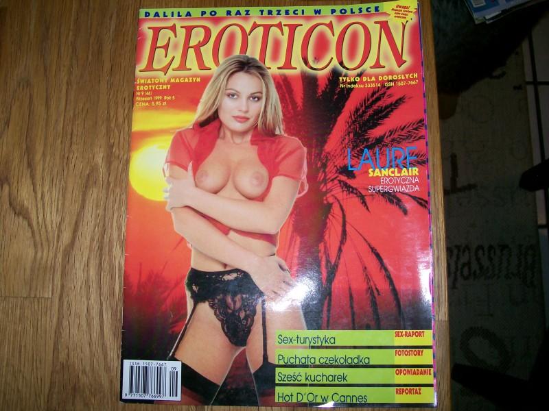 Sammlung Erotikmagazine (6 Stück)