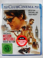 Mission Impossible 5 - Rogue Nation - Tom Cruise, Simon Pegg
