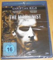 The Machinist Blu-ray Neu & OVP