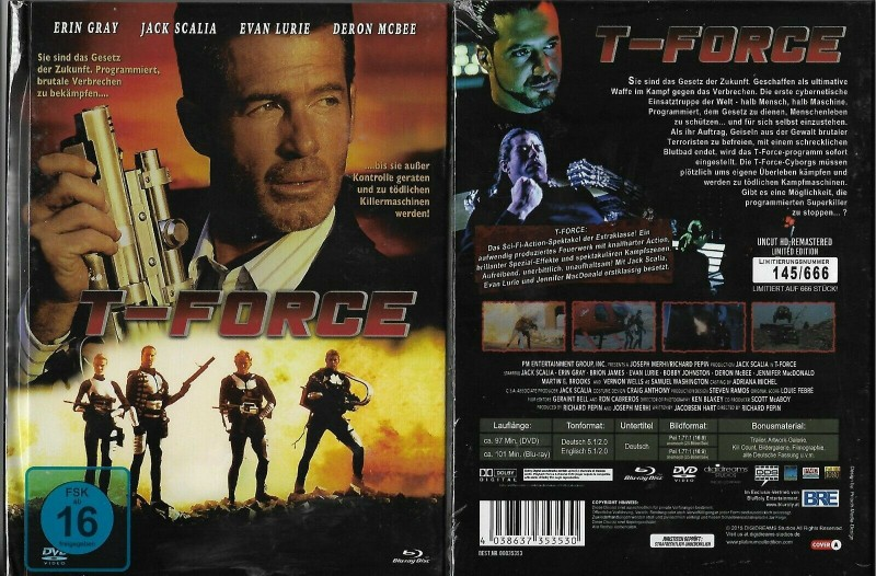 T-Force - Limited Edition
