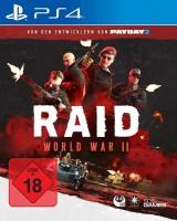 RAID - World War II ( PS4 ) ( OVP )