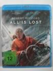 All is Lost - Robert Redford im Segelschiff auf offenem Meer