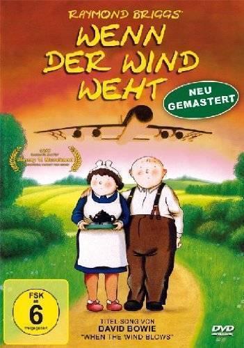 Wenn der Wind weht DVD OVP