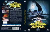XT-Video: Der New York Ripper Mediabook Cover B 188/500
